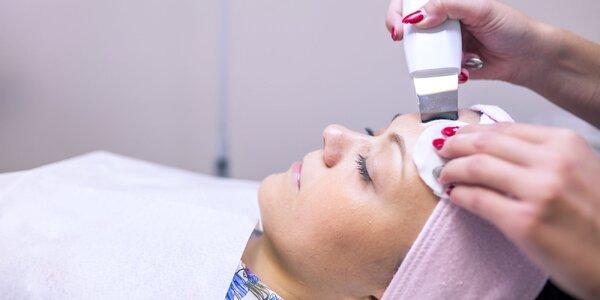 Hĺbkové čistenie pleti aj s masážou