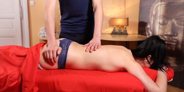Online kurz partnerskej masáže - dva prístupy