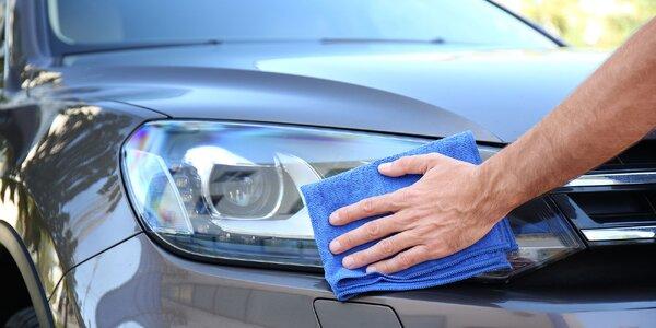 Eko čistenie auta, ktoré príde až priamo k vám domov!