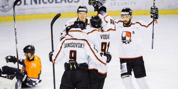 Lístky na hokej HC Osmos Bratislava