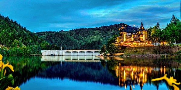 Exkluzívny wellness pobyt v 5* hoteli Retro Riverside