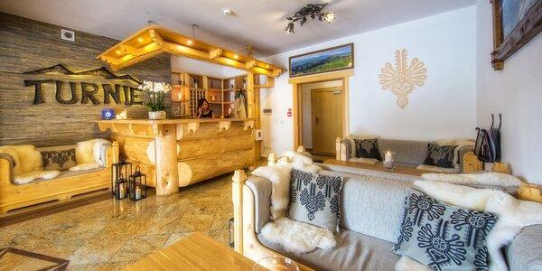 Príjemný pobyt v hoteli Turnie Suche