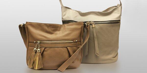 Dámske kabelky David Jones: jesenné farby