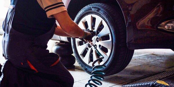 Prezujte pneumatiky na zimu