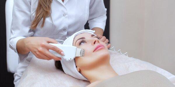 Hĺbkové čistenie, skin scrubber a dermabrázia