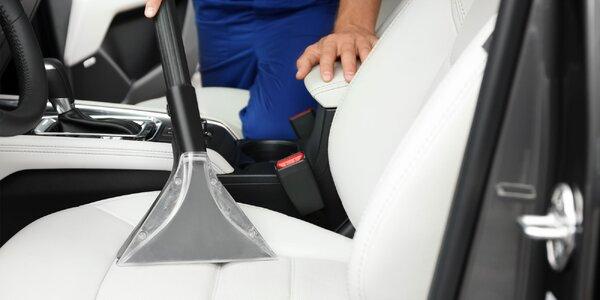 Jesenný balík kompletného čistenia vášho vozidla