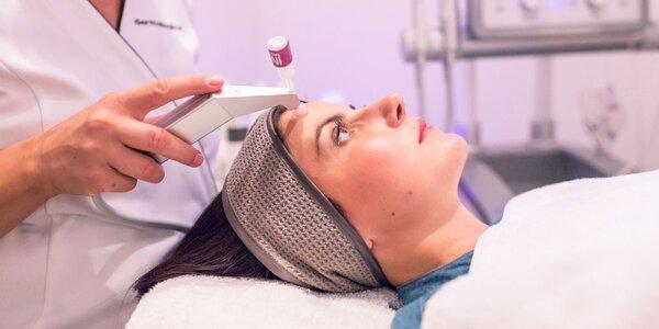 Hydratácia a oddych pre vašu pleť s oxygenoterapiou