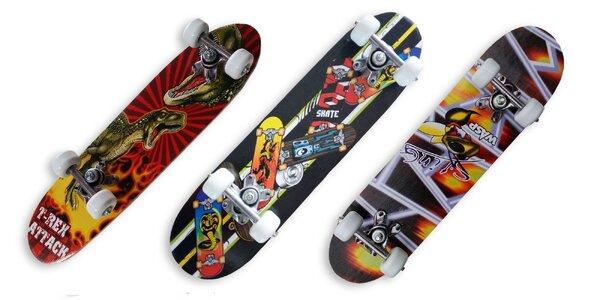 Koniec nudnej chôdze: Svištite ulicami na skateboarde