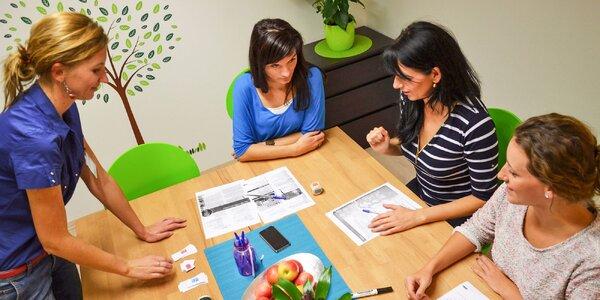 Intenzívny 4-hodinový kurz angličtiny s profi lektorom