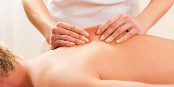 Terapeutická lymfoterapia formou masáže