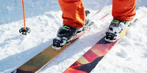 Malý servis lyží a snowboardov v SLYZE