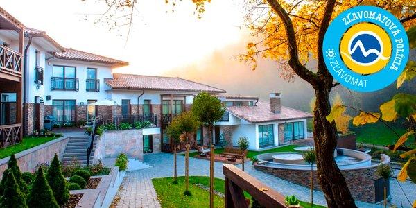 Exkluzívna Villa Helia*** s privátnymi jacuzzi a neobmedzeným wellness