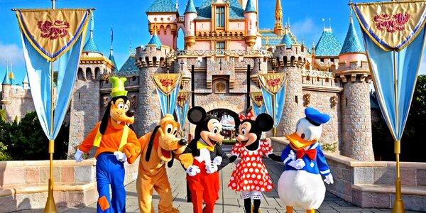 Dobrodružstvo v Paríži so vstupom do Disneylandu v cene!
