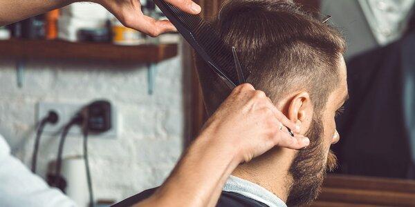 Detský a pánsky strih, strih s fúkanou a regeneračná vlasová kúra pre ženy