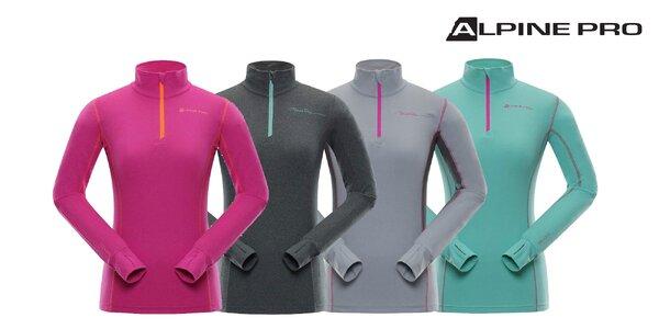 Dámske tričko Alpine Pro NEVEA
