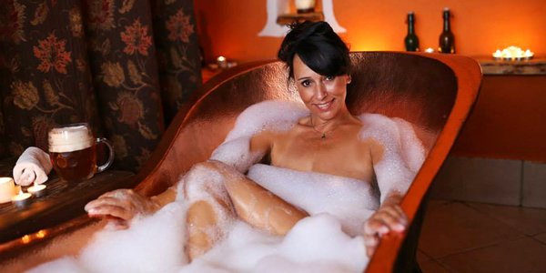 Osviežujúci letný pobyt v Rožnovských pivných kúpeľoch s procedúrami