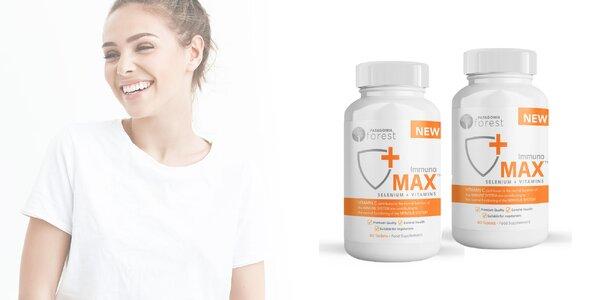 Výživový doplnok pre vašu imunitu Immuno Max