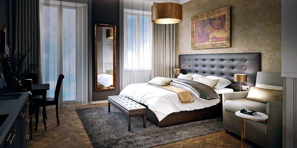 Pobyt v 4* hoteli v centre Prahy: 2-4 dni s raňajkami