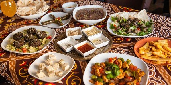 Egyptské špeciality - ochutnajte africkú kuchyňu v centre mesta!