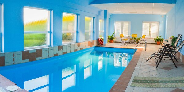 Pobyt v Hoteli Stofing*** s wellness a možnosťou ochutnávky vína