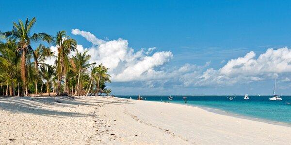 Exotický Zanzibar: plná penzia a neskutočná pohoda v zime