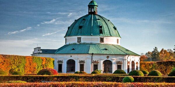 Romantika v Kroměříži s degustáciou vína a odpočinkom v saune