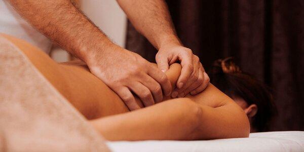 Klasická, relaxačná, havajská masáž a masážna terapia