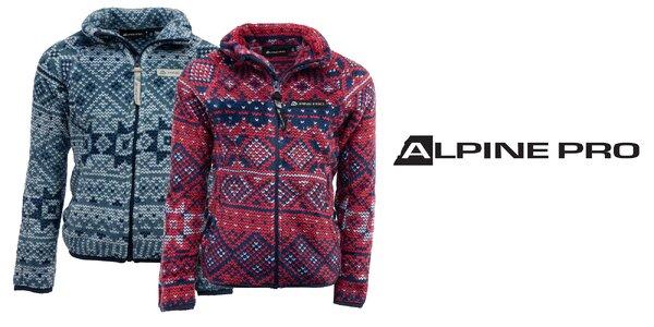 Detská hrejivá mikina Alpine Pro