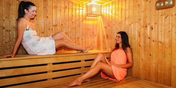 Fínska sauna - v ponuke aj privátne vstupy