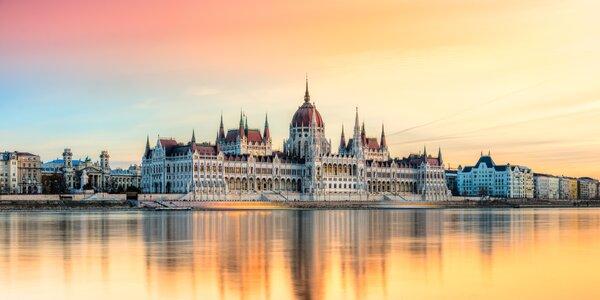 Príjemný pobyt s raňajkami v známom hoteli Corvin Budapest
