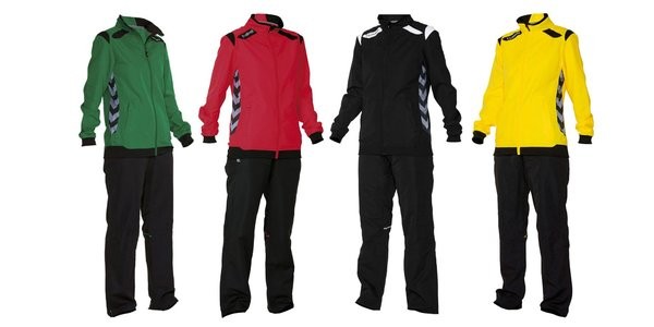 Dámske športové súpravy Hummel vo 8 farbách