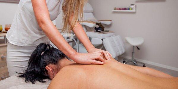 Vyberte si z uvoľnujúcich masáží