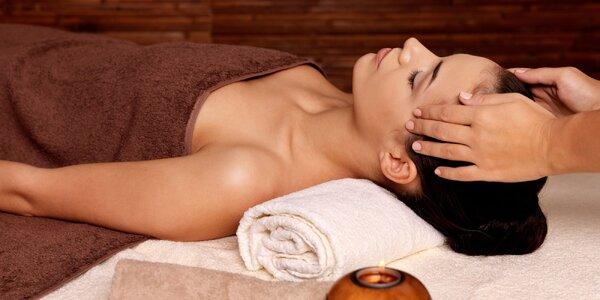Exkluzívna ayurvédska celotelová masáž