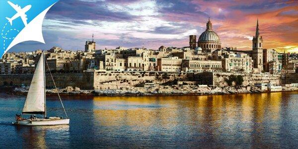 Netradične strávené Vianoce na Malte s výletmi a neopakovateľnými zážitkami