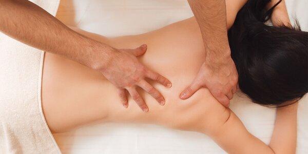 Skvelá klasická či medová masáž a bankovanie