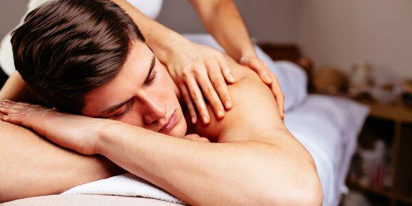 Lymfomasáž s bankami, celotelová alebo čiastočná masáž