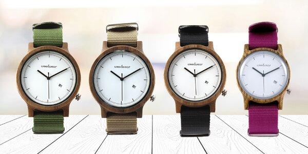 Drevené hodinky Woodwear Spectro