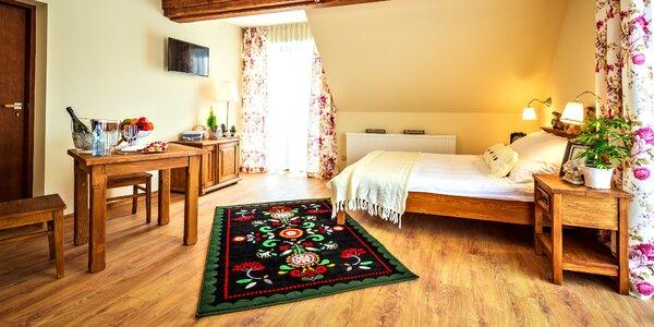 Lákavý chutný pobyt v penzióne Kraina Smaku - Zakopane