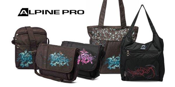 Kvalitné dámske tašky Alpine Pro