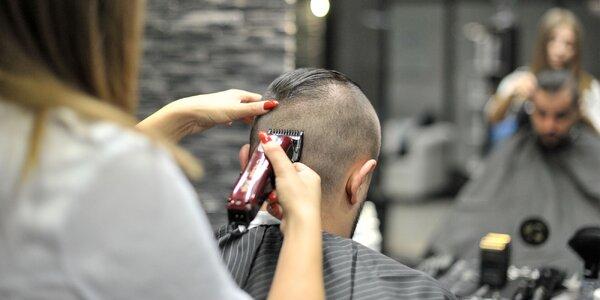 Pánsky strih - postarajú sa aj o vašu bradu