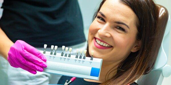 Bielenie zubov a komplexná dentálna hygiena