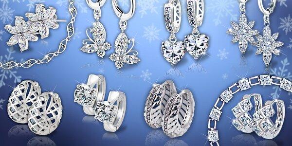 Trblietavé náušnice a náramky La Diamantina - nové kúsky