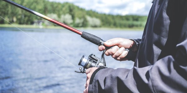 Rybársky wellness pobyt s polpenziou