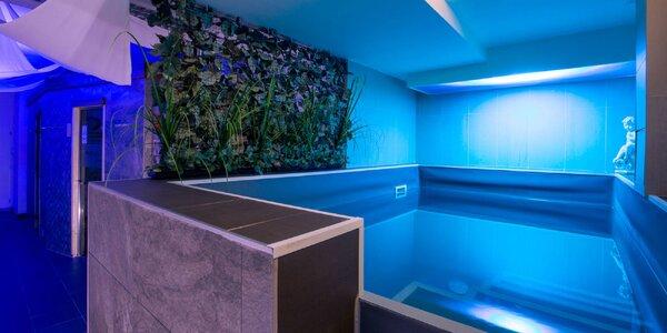 Pobyt v saune alebo privátne saunovanie