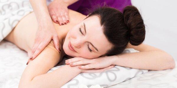 Darujte skvelé masážne balíčky podľa výberu
