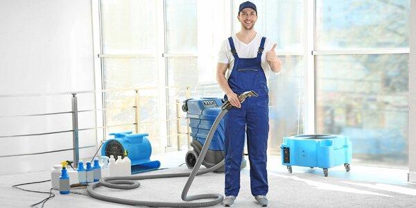 Eko čistenie domácnosti parným čističom
