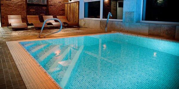 Zimný wellness pobyt so SKI PASOM v cene v hoteli Kolštejn***