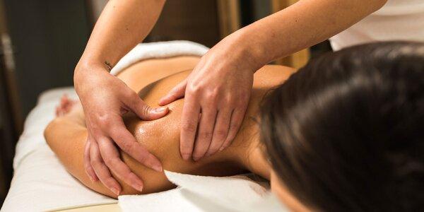 4 druhy regeneračných masážnych procedúr