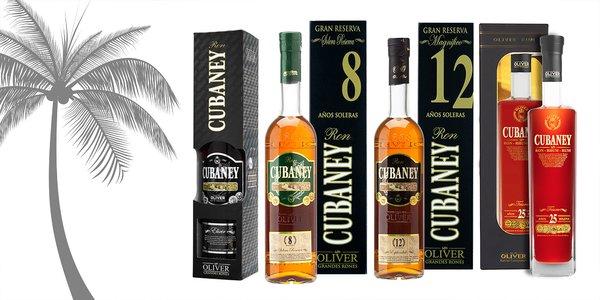 Kvalitné rumy Cubaney z Dominikánskej republiky