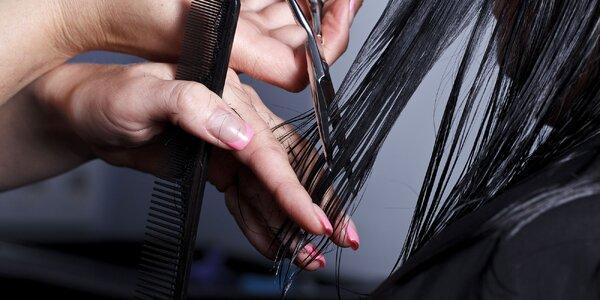Profesionálne kadernícke služby hairstylistky